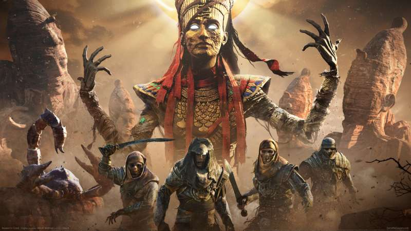 Assassins Creed Origins Desktop Fondos De Escritorio