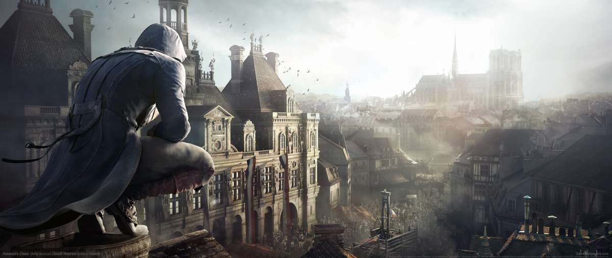 Assassin's Creed: Unity fondo de escritorio
