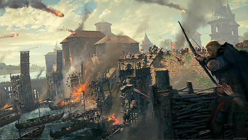 Assassin's Creed: Valhalla - The Siege of Paris fondo de escritorio