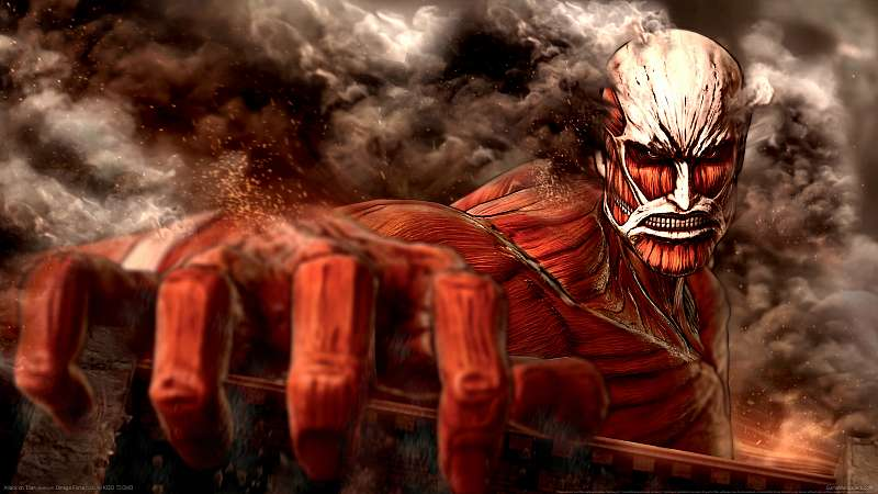 Attack on Titan fondo de escritorio