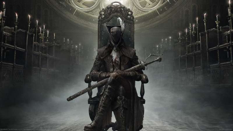 Bloodborne: The Old Hunters fondo de escritorio 01