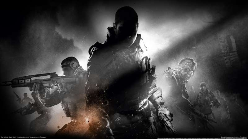 Call of Duty: Black Ops 2 - Revolution fondo de escritorio 01