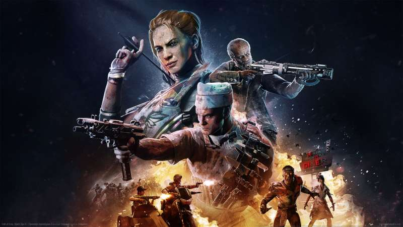 Call of Duty: Black Ops 4 - Operation Apocalypse Z fondo de escritorio
