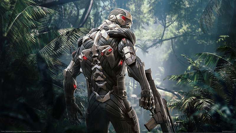 Crysis: Remastered fondo de escritorio