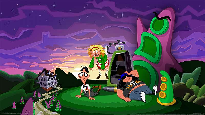 Day of the Tentacle Remastered fondo de escritorio