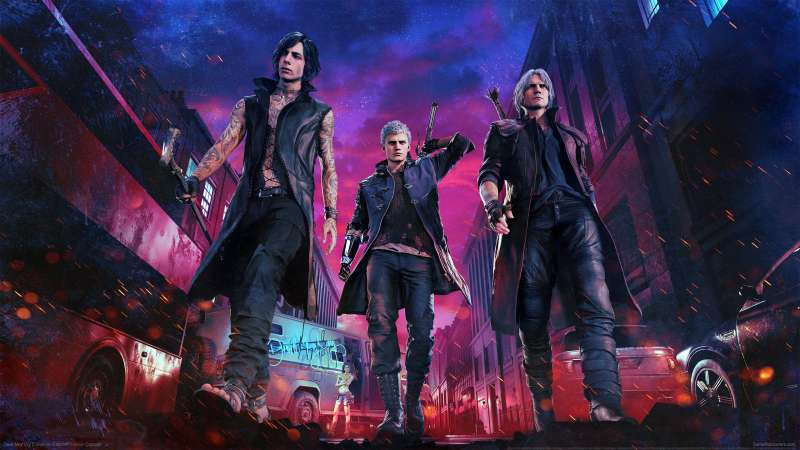 Devil May Cry 5 fondo de escritorio 01