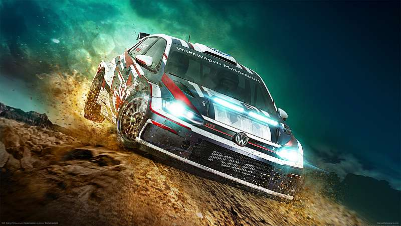 Dirt Rally 2.0 fondo de escritorio