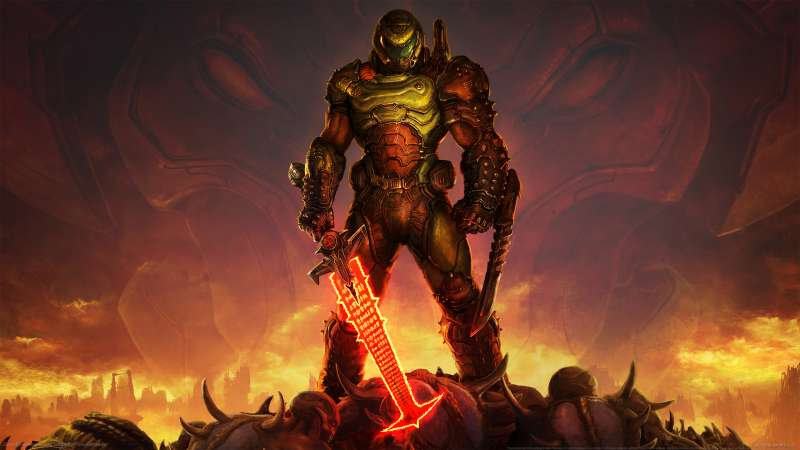 Doom Eternal fondo de escritorio 13