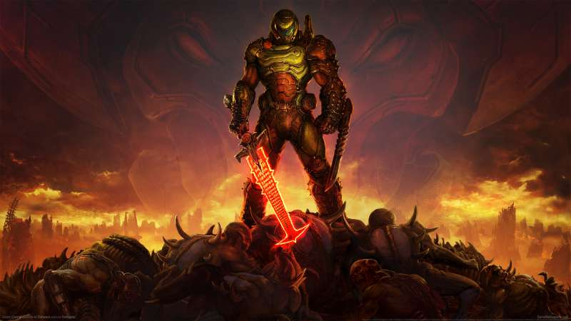 Doom Eternal fondo de escritorio 14