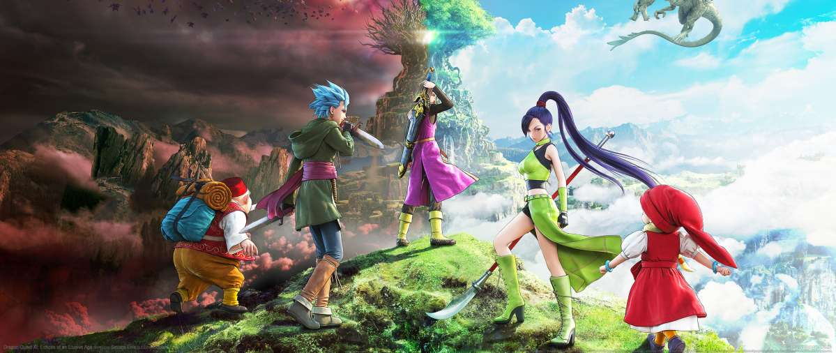 Dragon Quest XI: Echoes of an Elusive Age fondo de escritorio