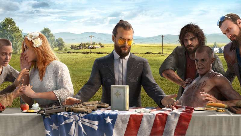 Far Cry 5 fondo de escritorio 07