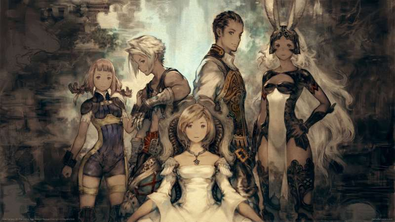 Final Fantasy XII The Zodiac Age fondo de escritorio