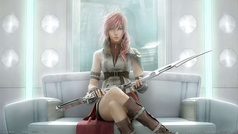 Final Fantasy XIII fondo de escritorio