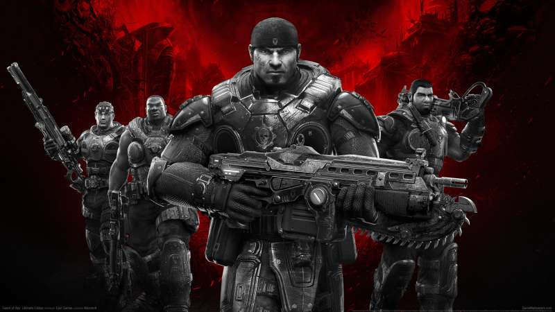 Gears of War: Ultimate Edition fondo de escritorio 01