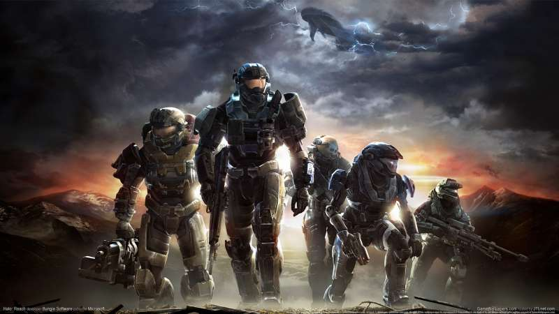 Halo: Reach fondo de escritorio 01