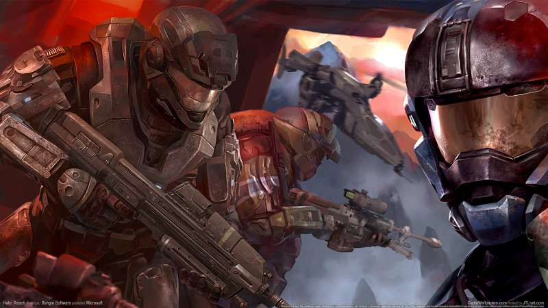 Halo: Reach fondo de escritorio 02