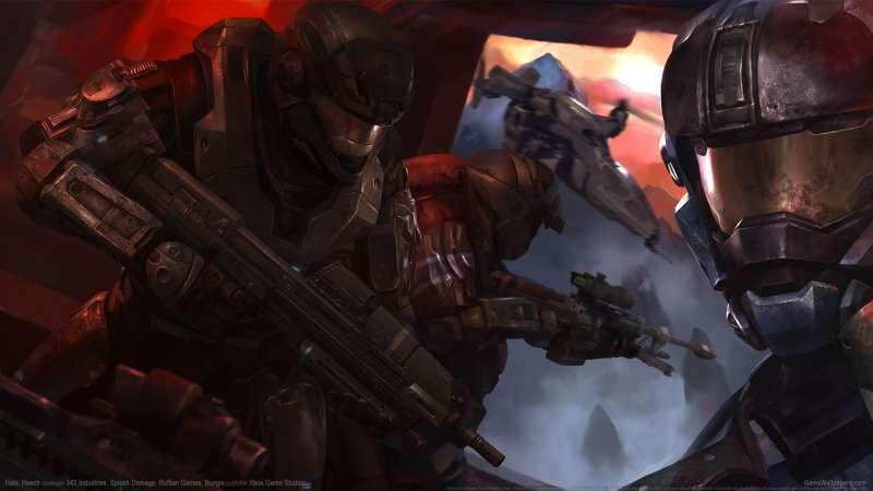 Halo: Reach fondo de escritorio 09