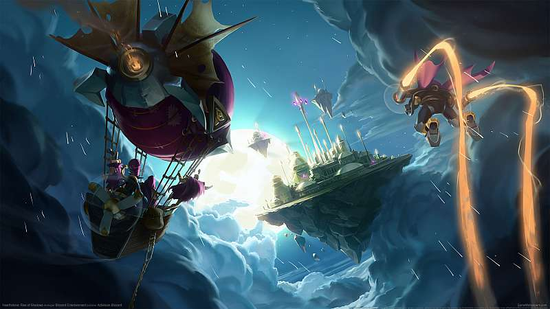 Hearthstone: Rise of Shadows fondo de escritorio