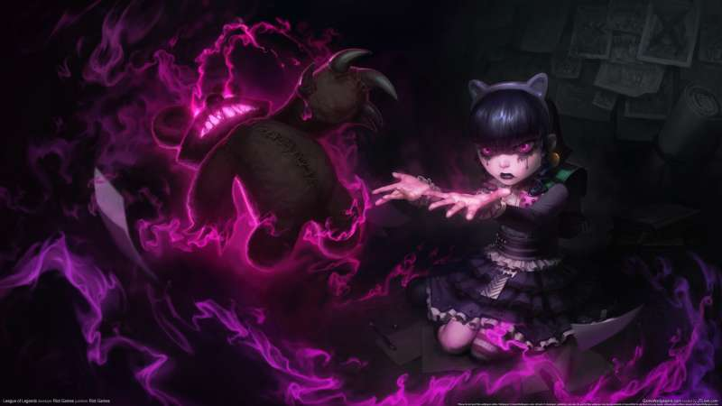 League of Legends fondo de escritorio 13