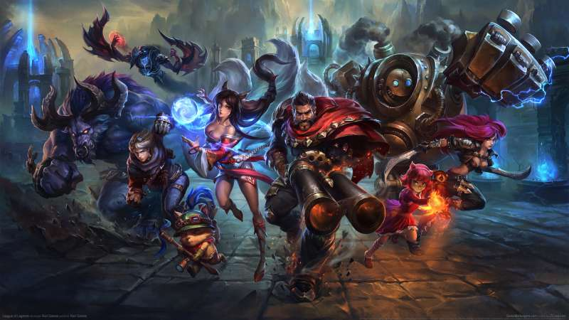 League of Legends fondo de escritorio 18