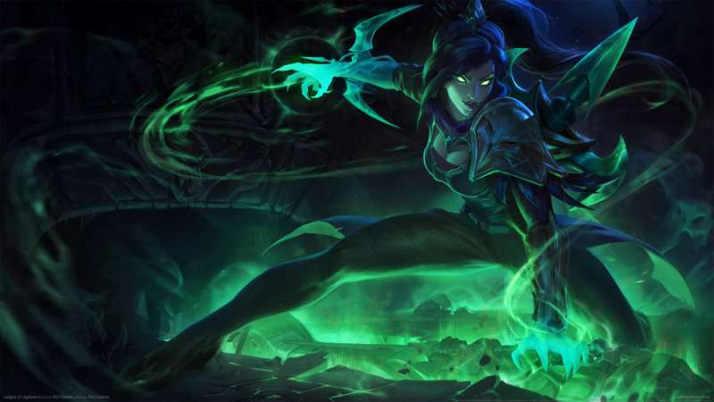 League of Legends fondo de escritorio 67