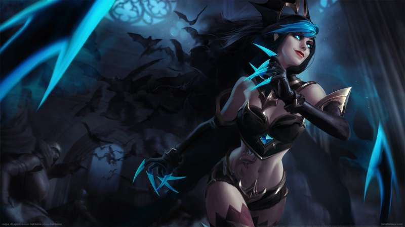 League of Legends fondo de escritorio 80