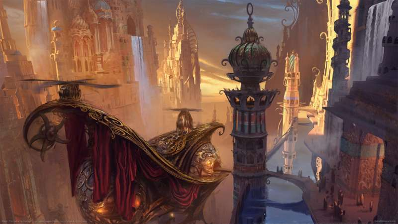 Magic: The Gathering Arena fondo de escritorio
