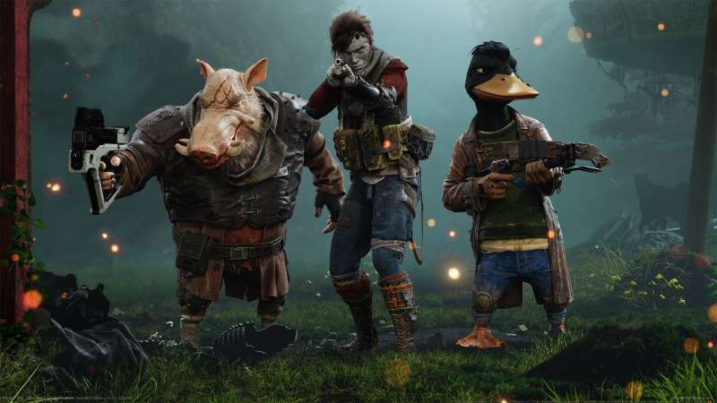 Mutant Year Zero: Road To Eden fondo de escritorio
