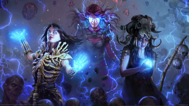 Path of Exile: Ascendancy fondo de escritorio