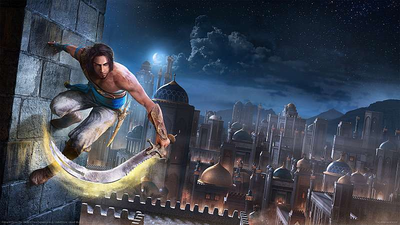Prince of Persia: The Sands of Time Remake fondo de escritorio