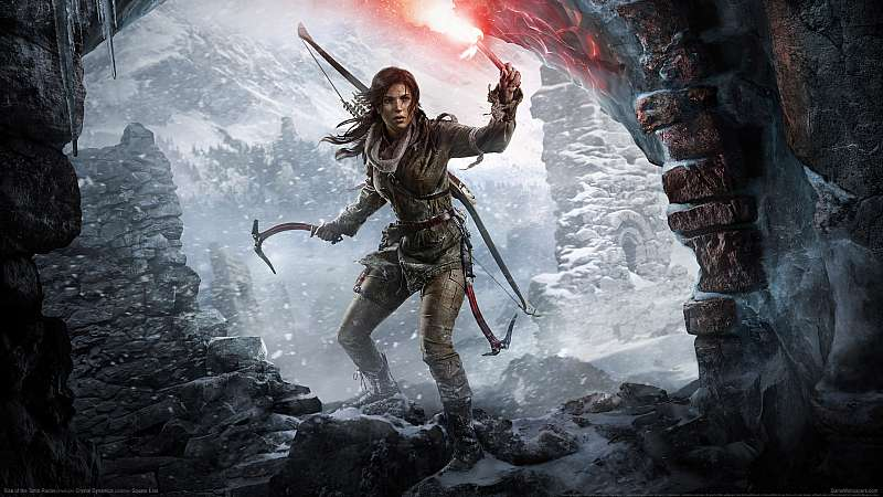 Rise of the Tomb Raider fondo de escritorio