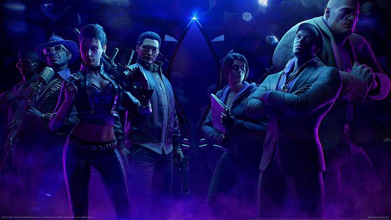 Saints Row: The Third Remastered fondo de escritorio