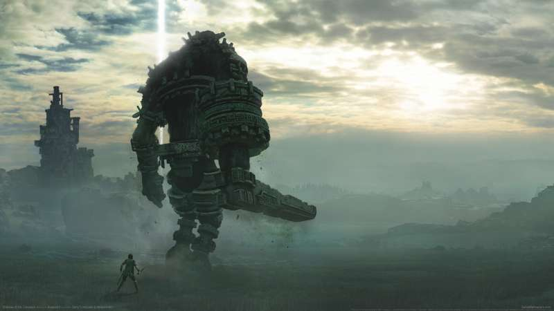 Shadow of the Colossus fondo de escritorio