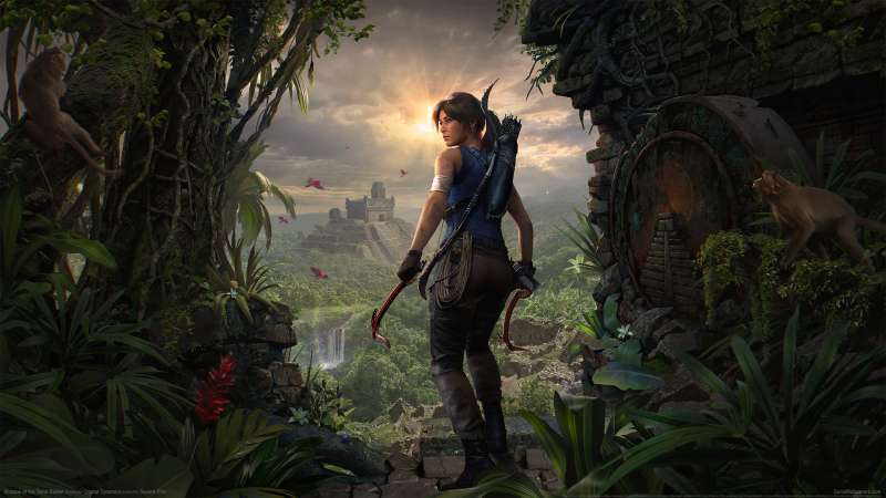 Shadow of the Tomb Raider fondo de escritorio 07
