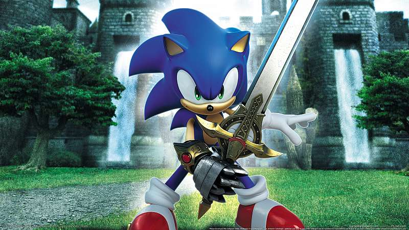 Sonic & The Black Knight fondo de escritorio