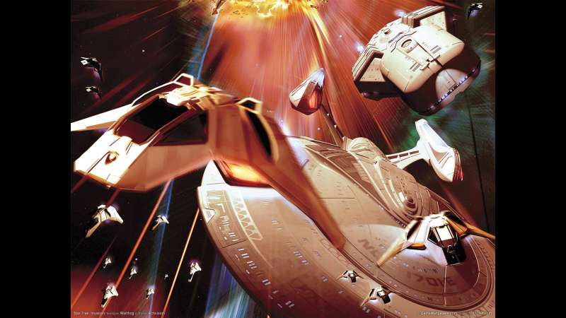 Star Trek: Invasion fondo de escritorio