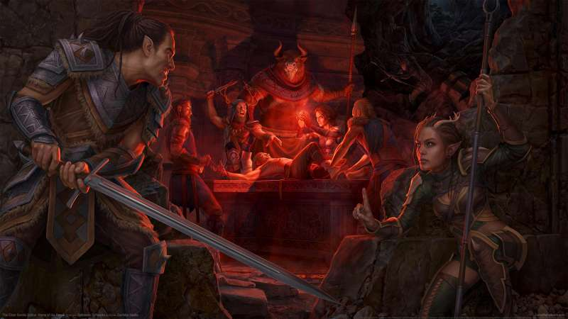 The Elder Scrolls Online: Horns of the Reach fondo de escritorio