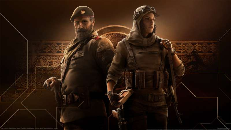 Tom Clancy's Rainbow Six: Siege - Operation Wind Bastion fondo de escritorio 02