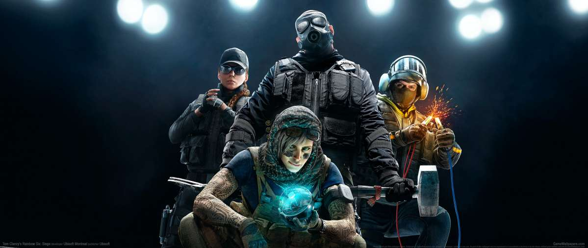 Tom Clancy's Rainbow Six: Siege fondo de escritorio