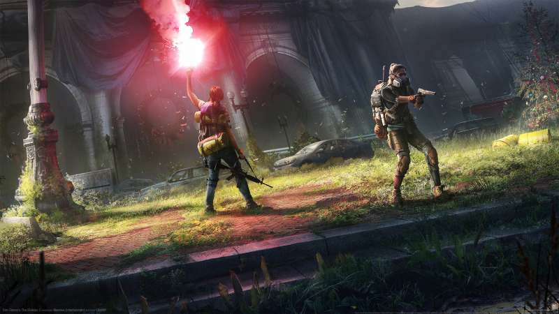 Tom Clancy's The Division 2 fondo de escritorio