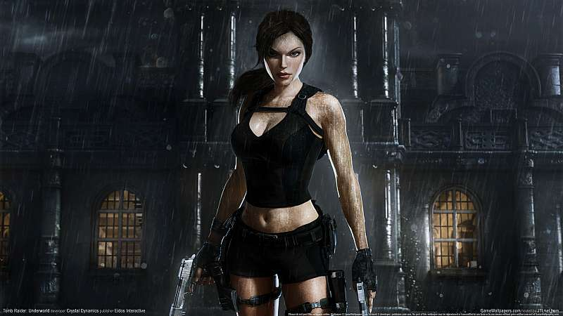 Tomb Raider: Underworld fondo de escritorio