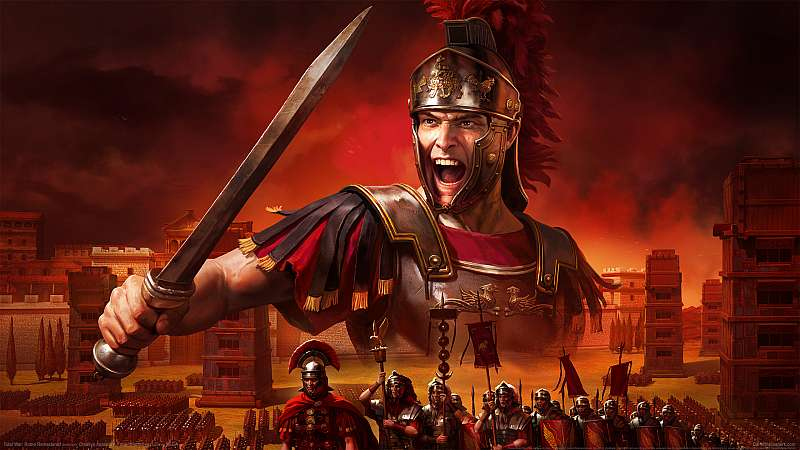 Total War: Rome Remastered fondo de escritorio