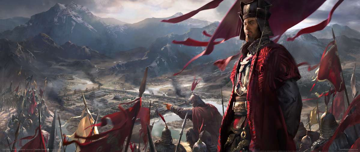 Total War: Three Kingdoms fondo de escritorio