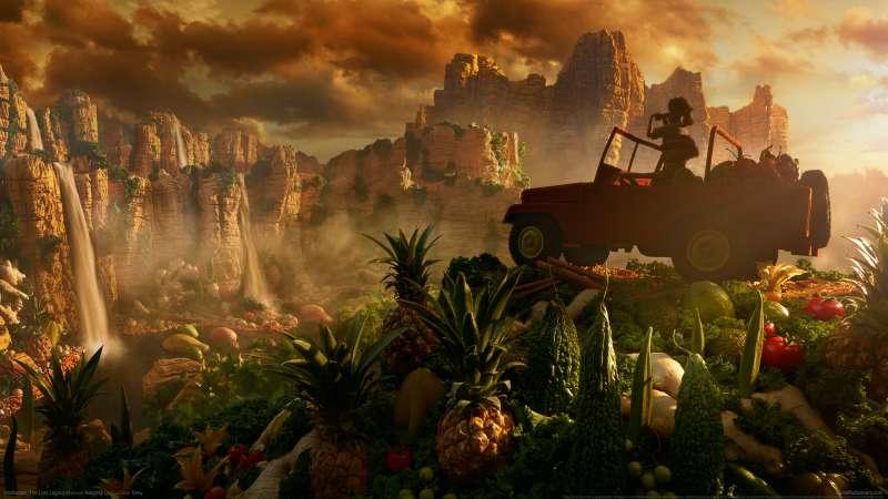 Uncharted The Lost Legacy Desktop Fondos De Escritorio