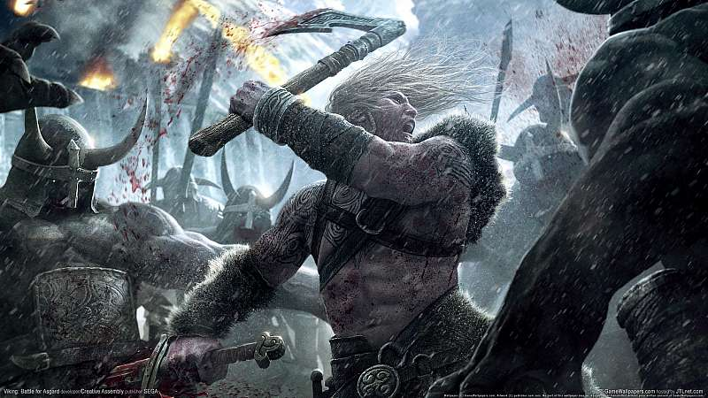 Viking: Battle for Asgard fondo de escritorio