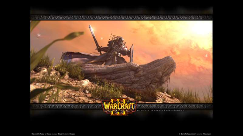 Warcraft 3: Reign of Chaos fondo de escritorio 01