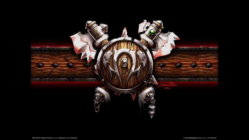 Warcraft 3: Reign of Chaos fondo de escritorio 06