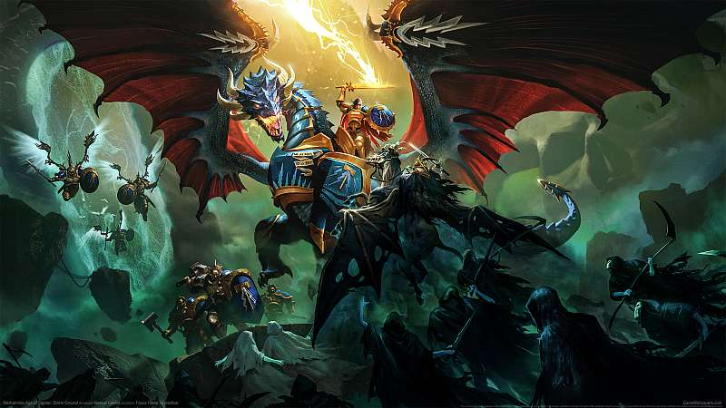 Warhammer Age of Sigmar: Storm Ground fondo de escritorio