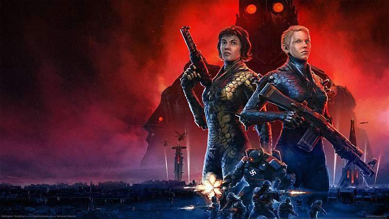 Wolfenstein: Youngblood fondo de escritorio