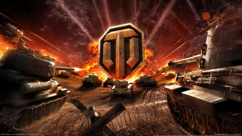 World of Tanks fondo de escritorio 02